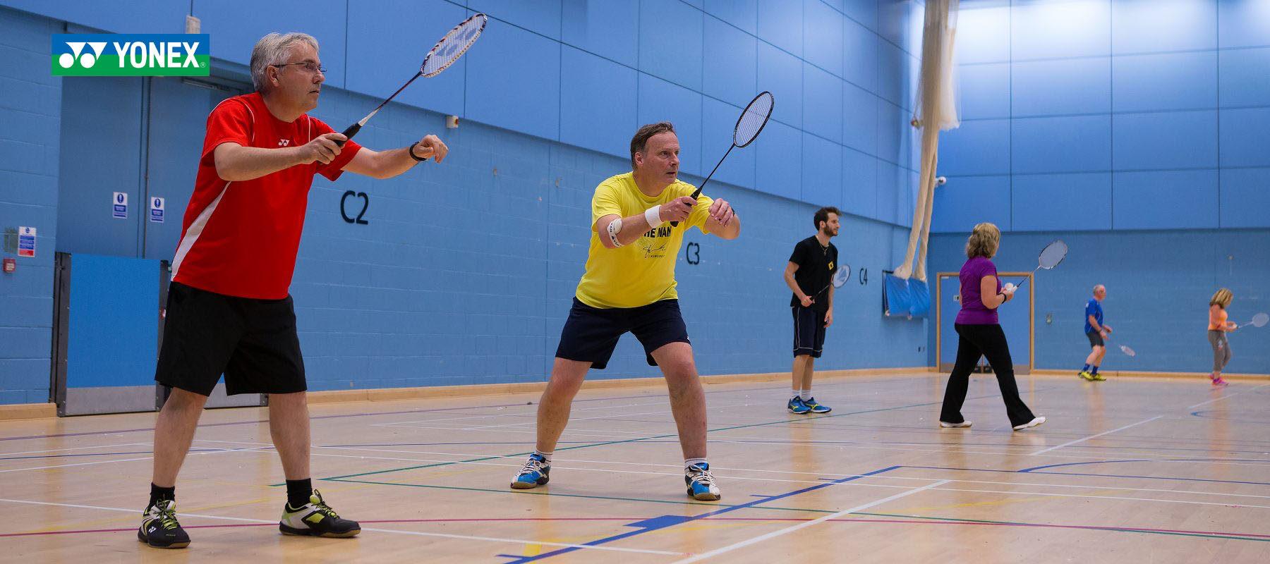 Badminton Bookings